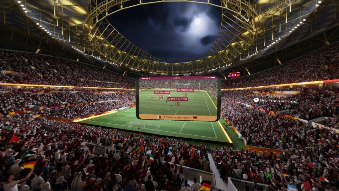Lusail Stadium VR
